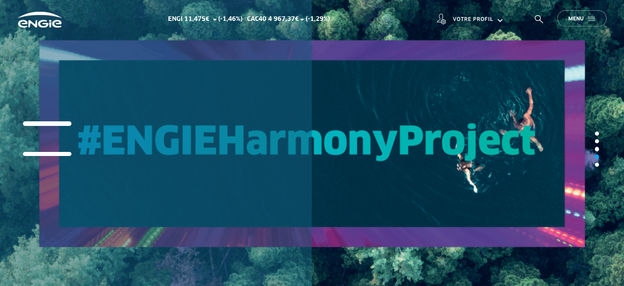 Engie Harmony Project